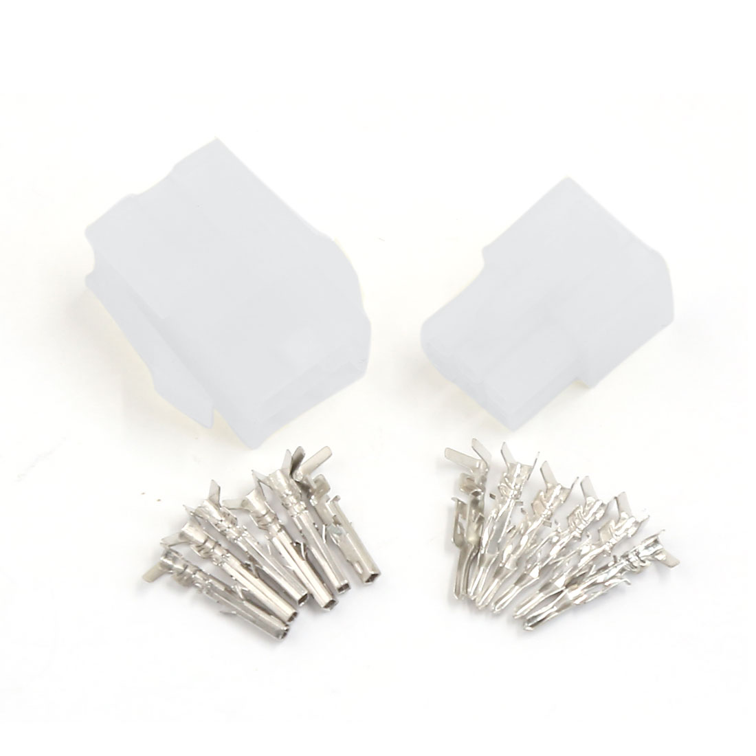 6 Pins Automobile Electrical Connectors Male to Female Socket Plugs