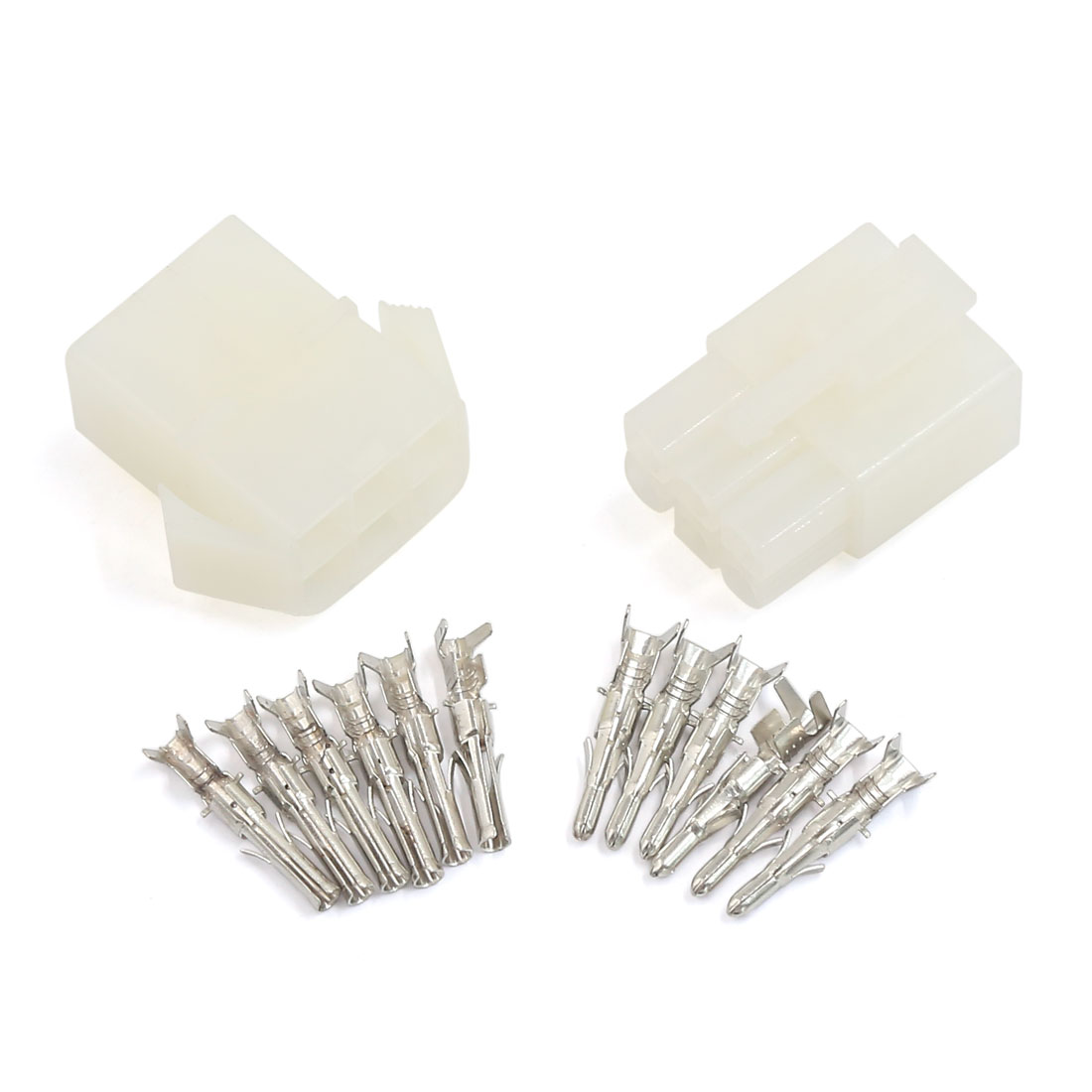 L6.2 Electrical Wiring Latching Connectors Quick Disconnect 6-pin Wire Kit