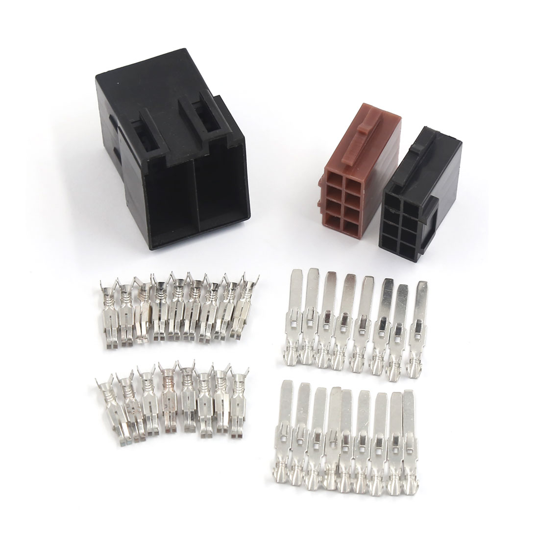 16-Pin 2.2mm Waterproof Wire Connectors Plugs for Car Auto Stereo