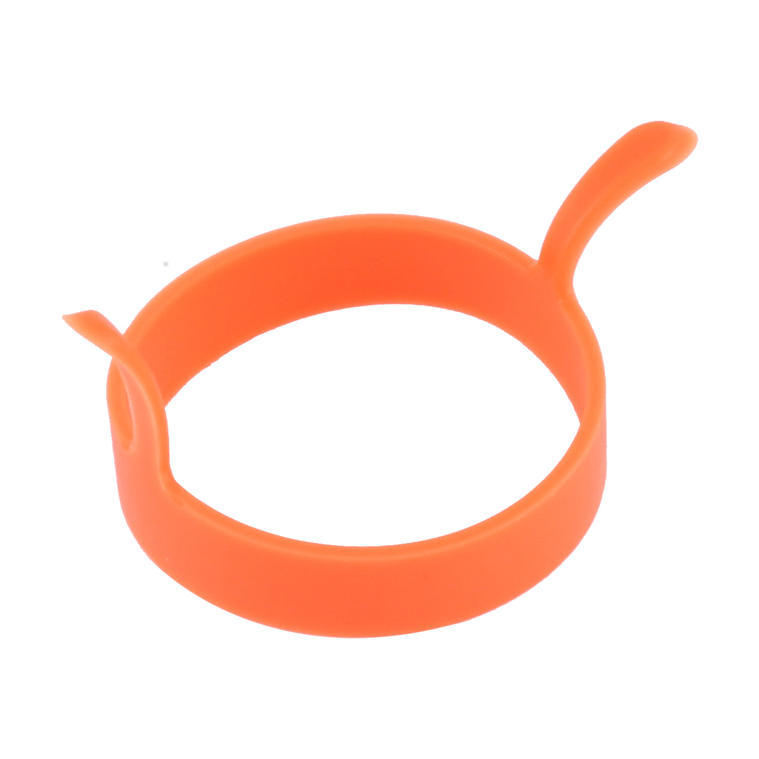Fried Egg Omelette Pancake Silicone Nonstick Shaper Ring Mold Orange