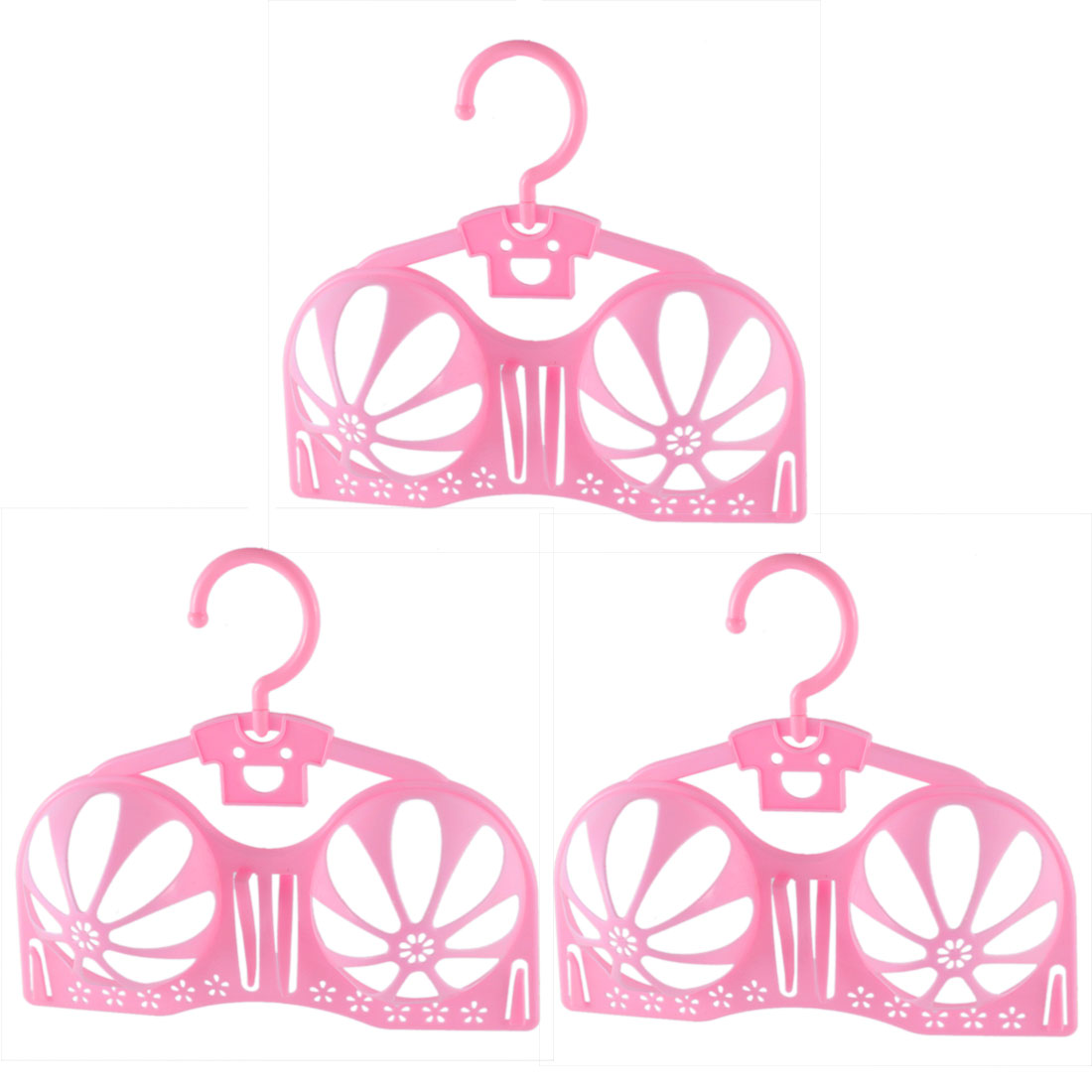 Bikini Bra Brassiere Drying Storage Shaper Holder Hanger Organizer 3pcs