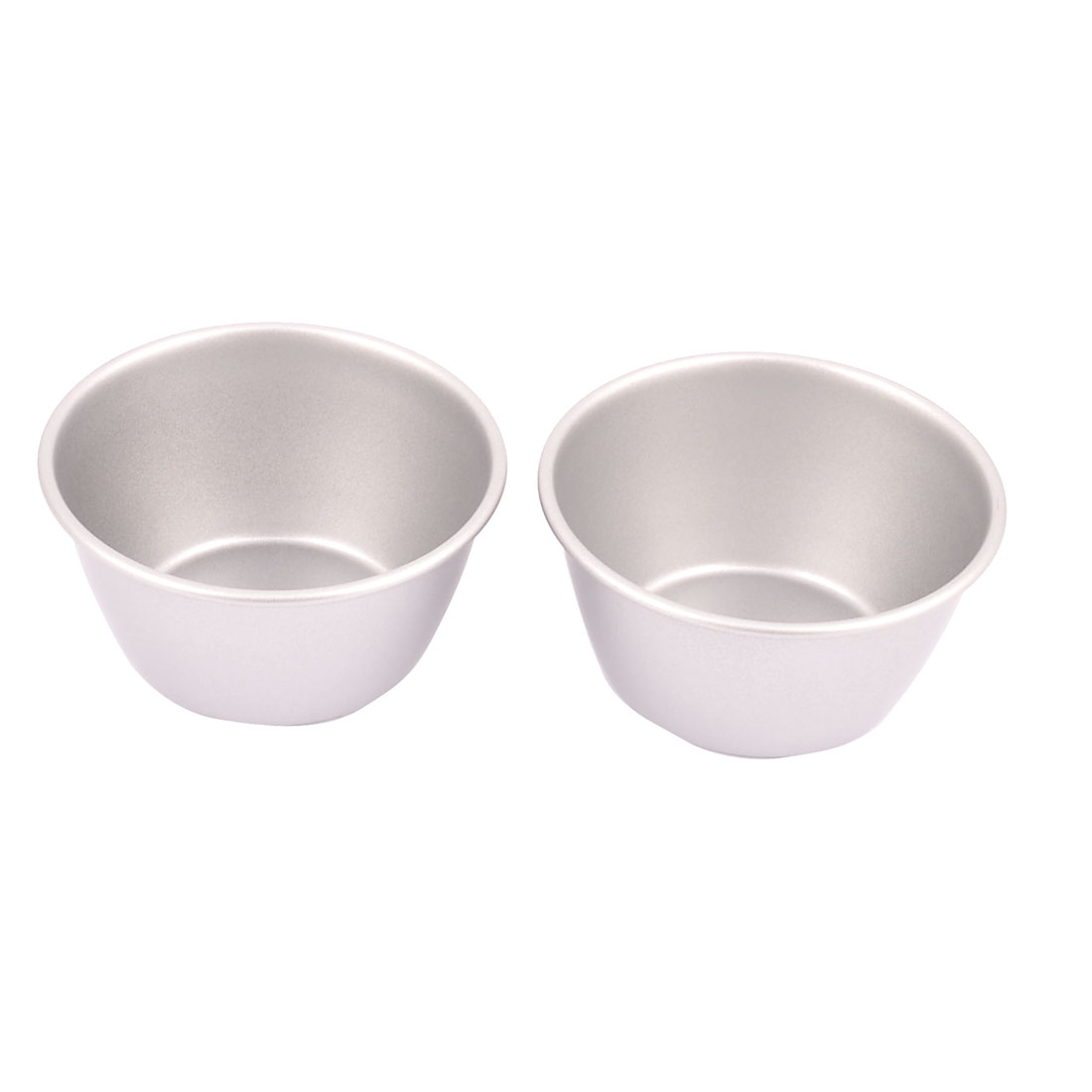 Cake Chocolate Pudding Nonstick Baking Cups Mold 2pcs