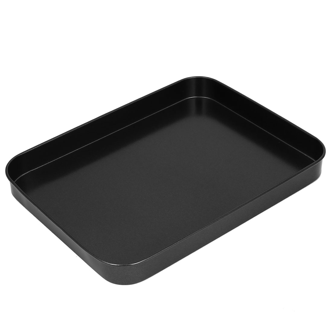 Bread Carbon Steel Rectangle Shaped Baking Mold Mould Bakeware Pan Black