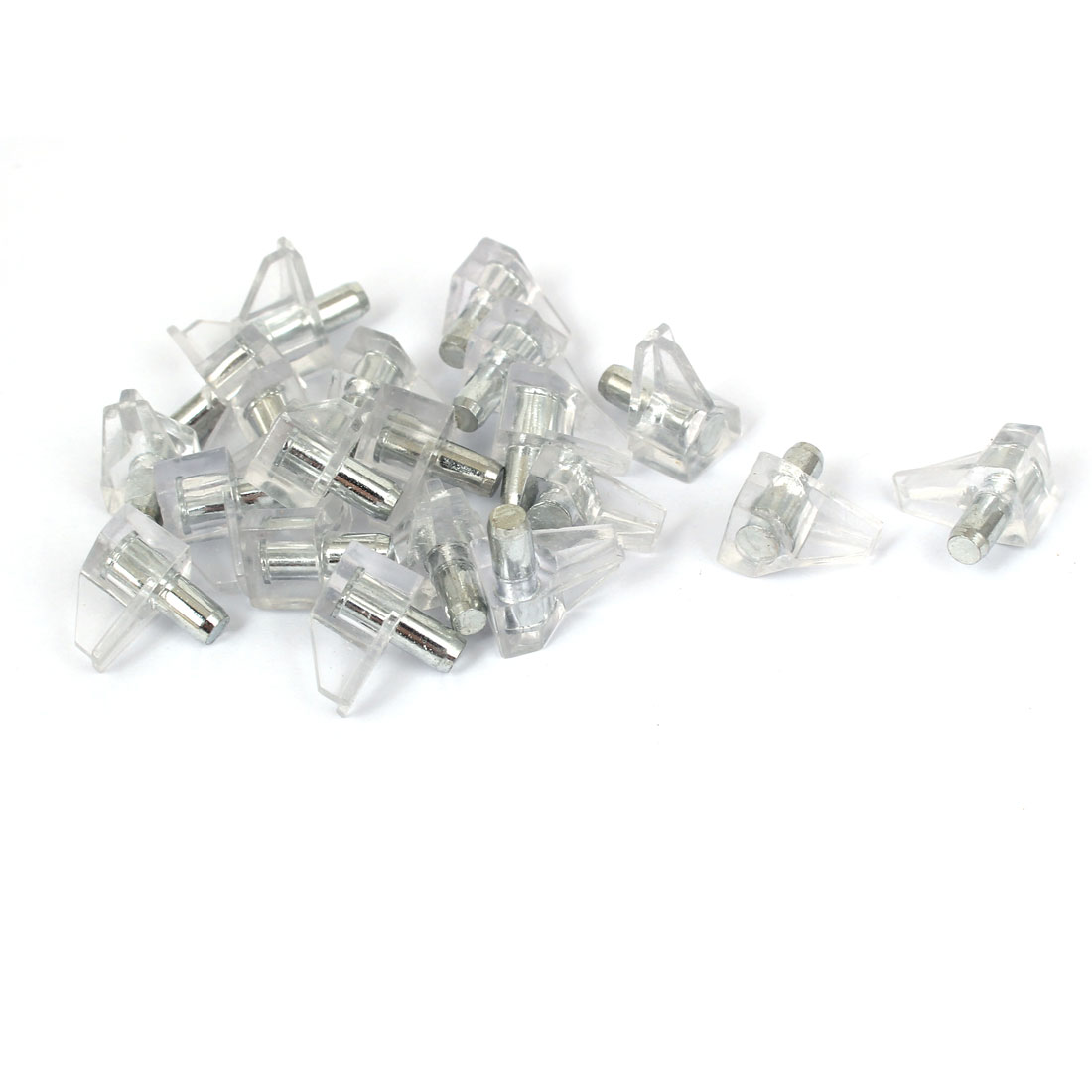 5mm Dia Support Peg Stud Pins 20 Pcs for Kitchen Shelf Cupboard Cabinet