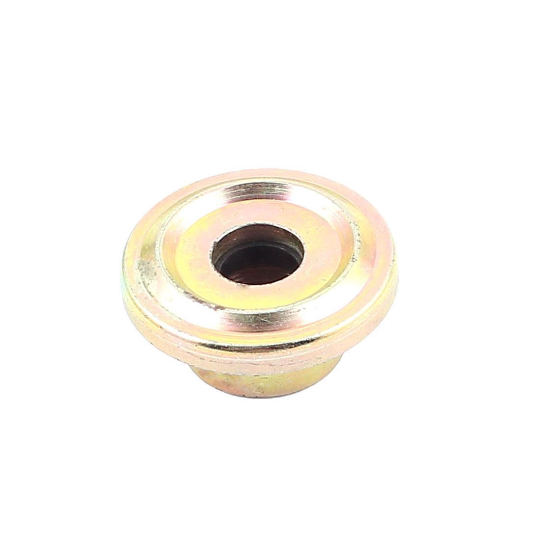 40mm Dia 1/2BSP Thread Metal Trend Guide Bush Bronze Tone