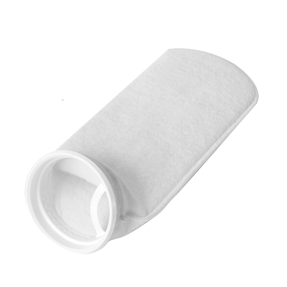 Aquarium Tank Marine Sump Filter Sock Mesh Bag White