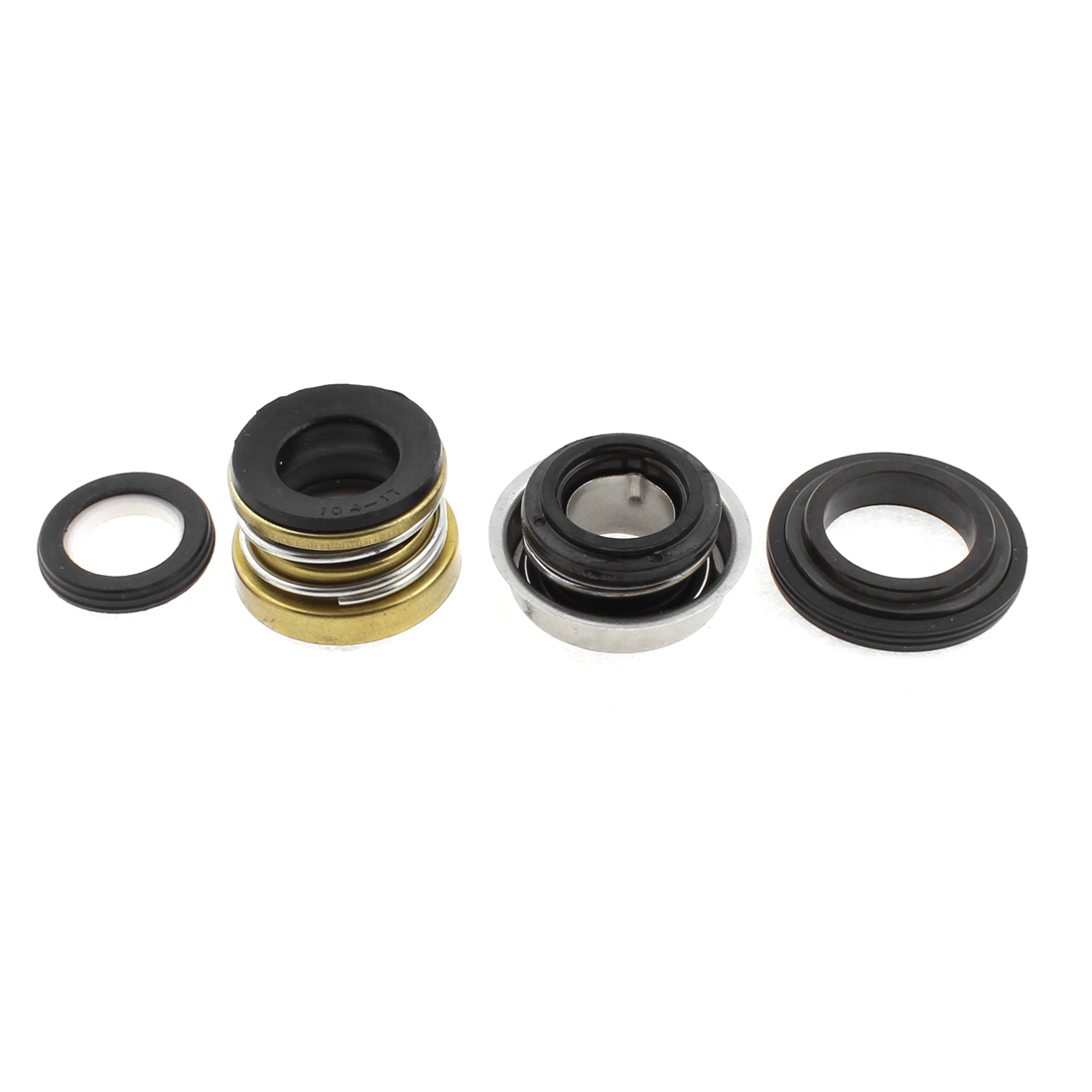 Rubber Bellow Single Coil Spring Water Pump Mechanical Seal