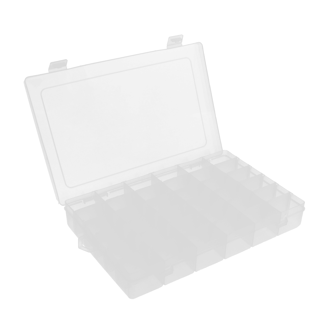 Plastic 36 Grid Electronic Component Storage DIY Box Case Container