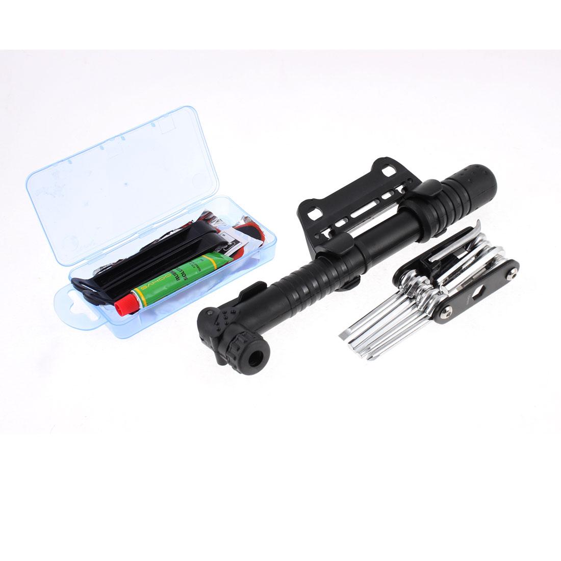 Cycling Bicycle Bike Repair Tools Set Kit Replacement w Bag