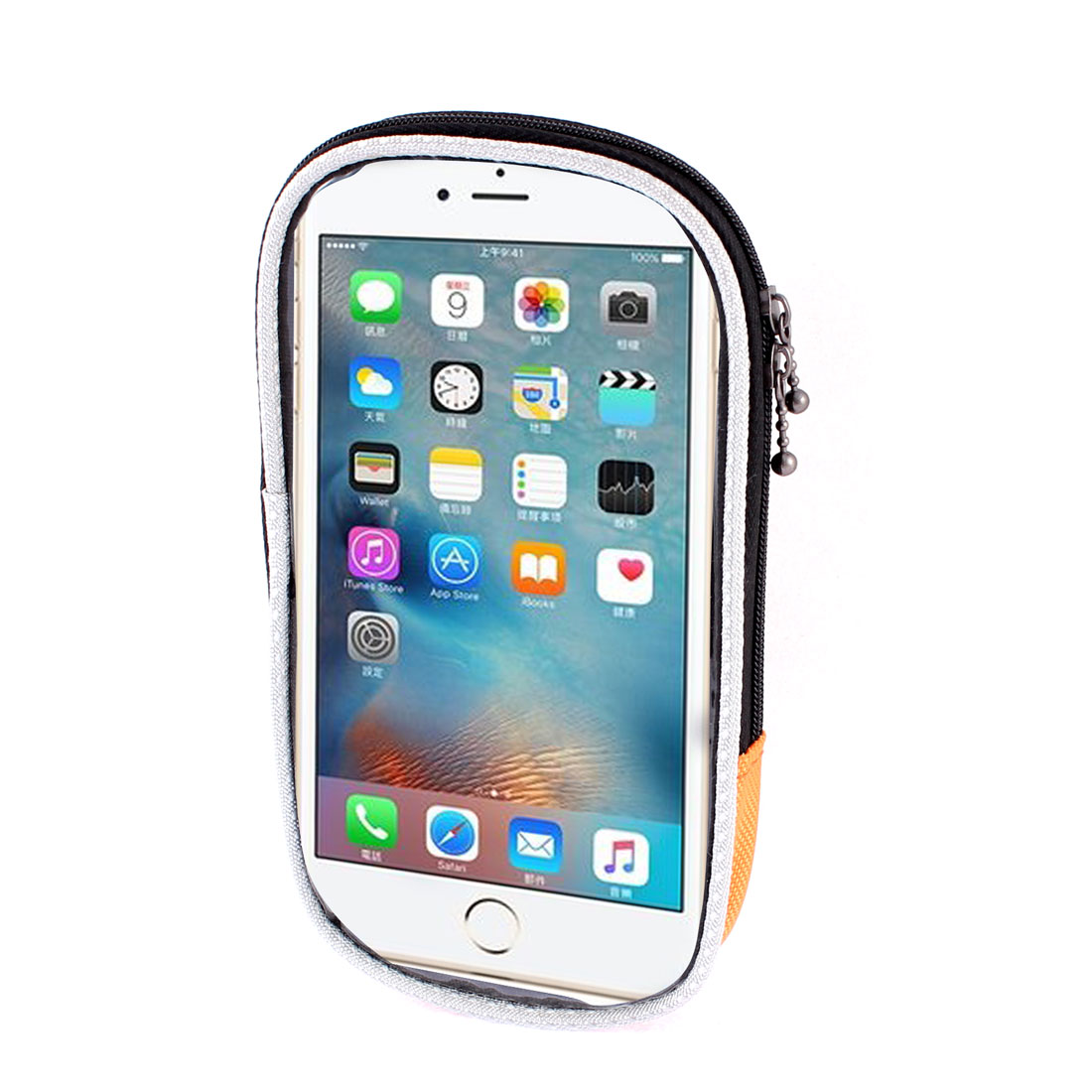 Cycling Bike Bicycle Front Frame Bag Handlebar Case Cellphone Holder