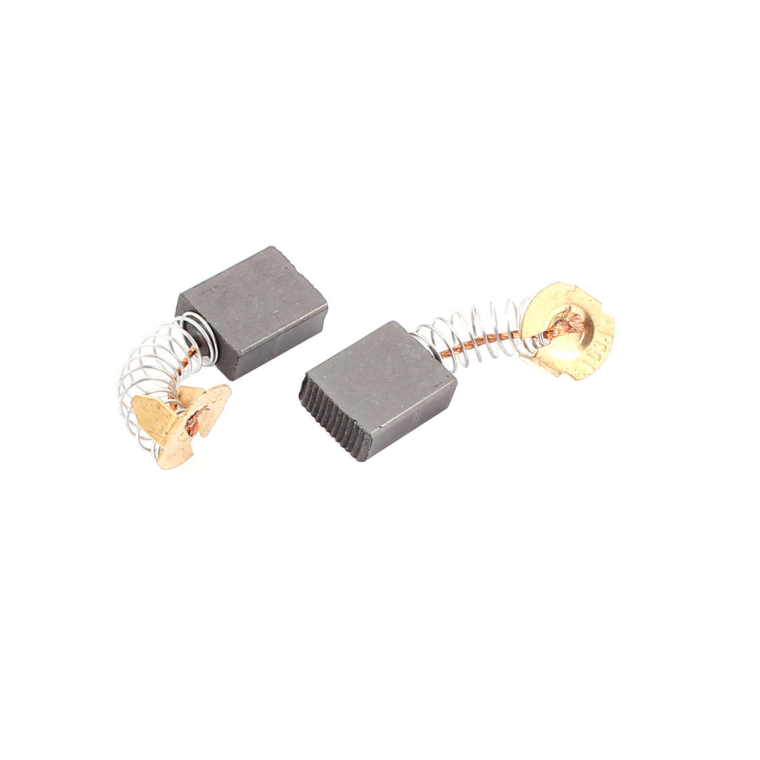 2 Pcs Replacement Electric Motor Carbon Brushes 17mm x 13mm x 6mm for Motors