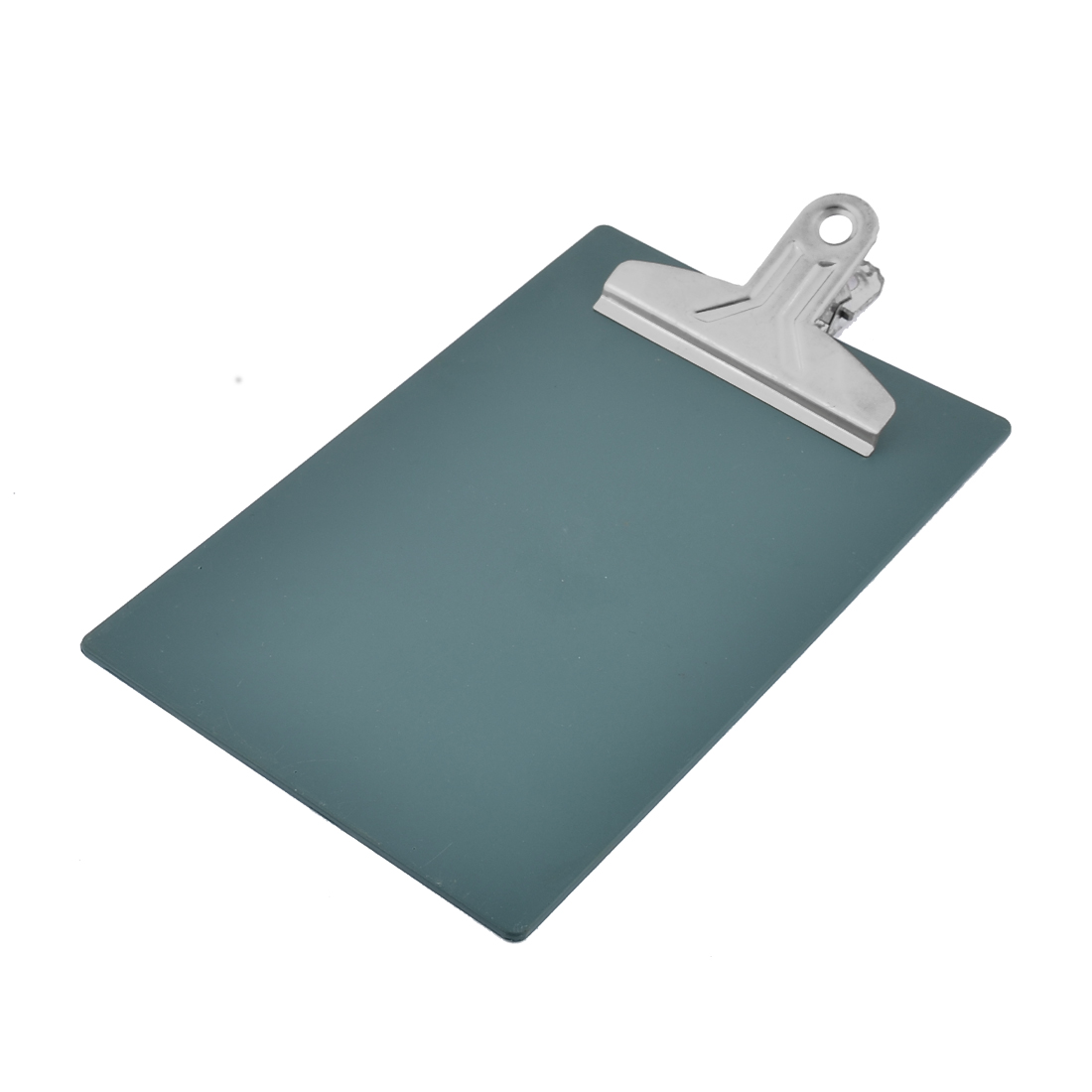 Office Restaurant Documents Stationery Files Plastic Clipboard Army Green