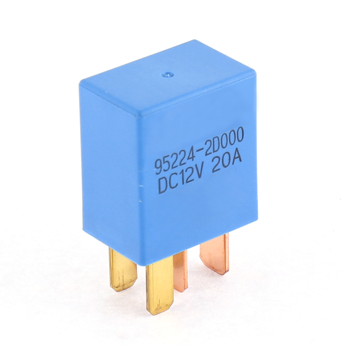 DC 12V 20A 4 Terminals Auto Car Vehicle Truck Changeover Power Relay