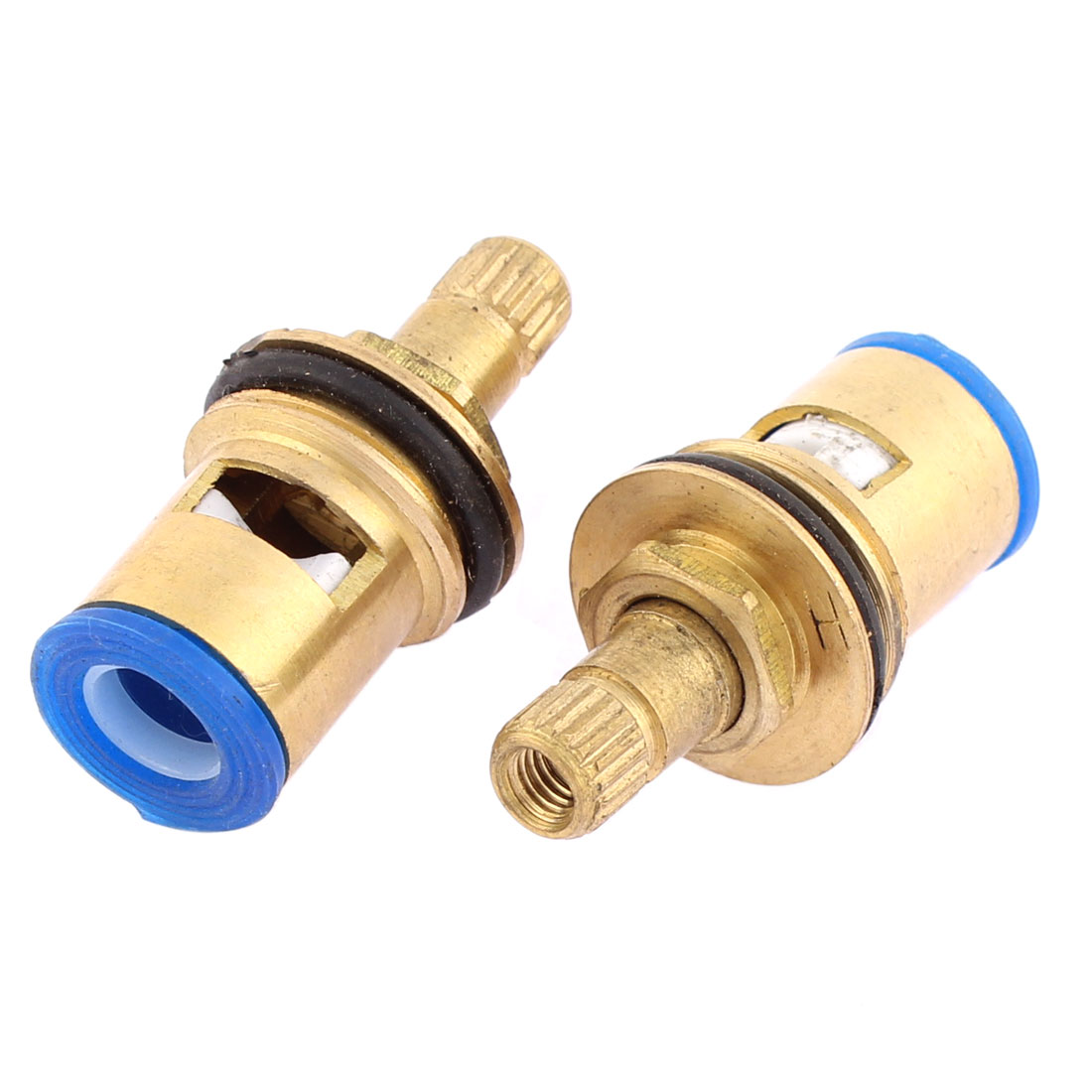Kitchen Faucet Water Tap Fitting Inner Faucets Cartridge Valve Core 2pcs