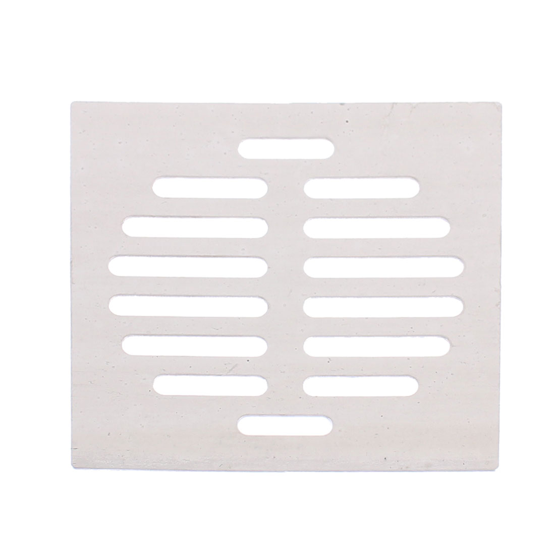 "Stainless Steel Kitchen Bathroom Square Floor Drain Cover 4.4"" 11.3cm"