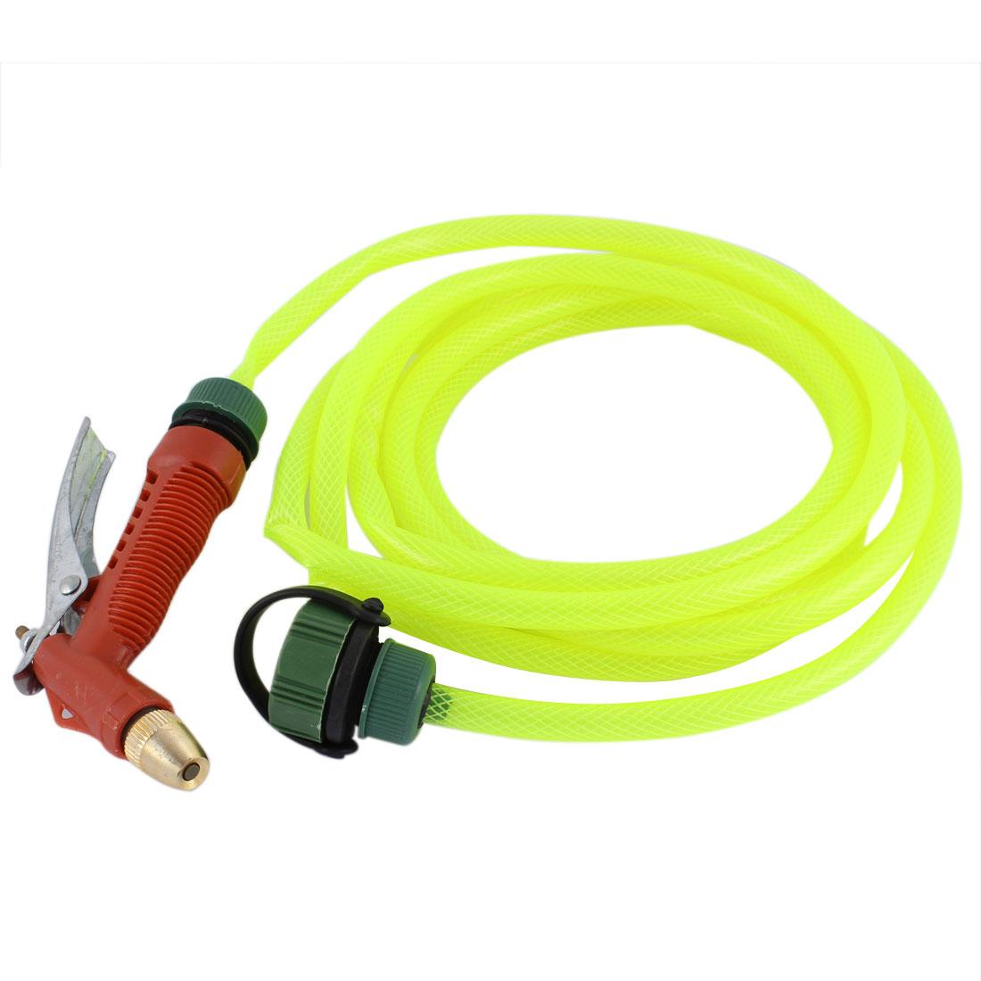Garden Auto Car Washing High Pressure Water Hose Nozzle Gun Sprayer 4.3M