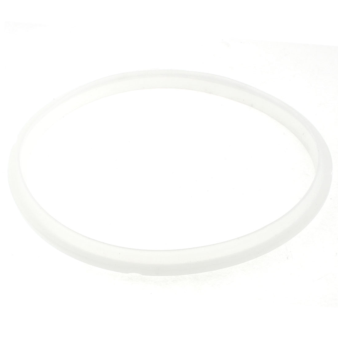 Home Silicone Sealing Ring Gasket Replacement for 5-6L Pressure Cooker White