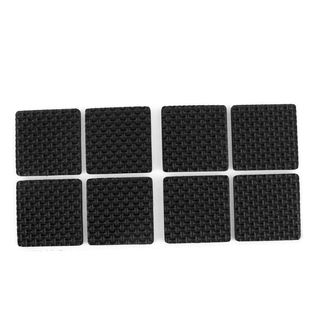 Self-adhesive Square Shape Furniture Protection Cushion Pads Mat 8pcs