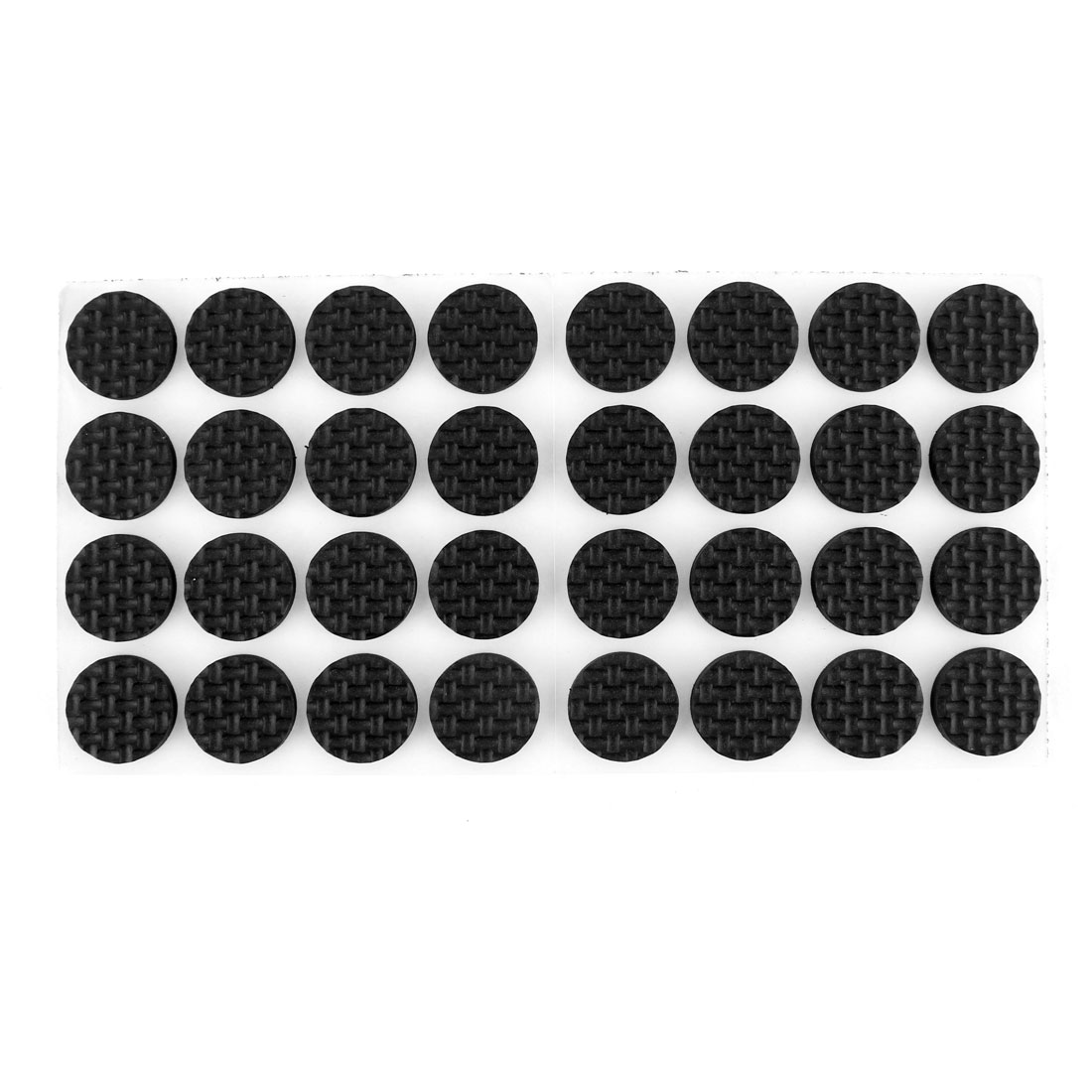 Self-adhesive Round Shape Furniture Protection Cushion Pads Mat 32pcs