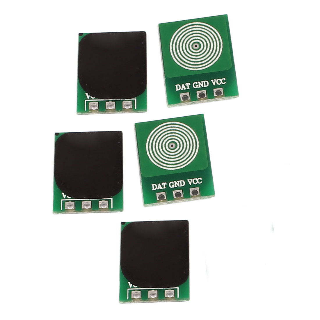 5 Pcs Touching Sensor Module Capacitive Touch Keys Point Moving Type B