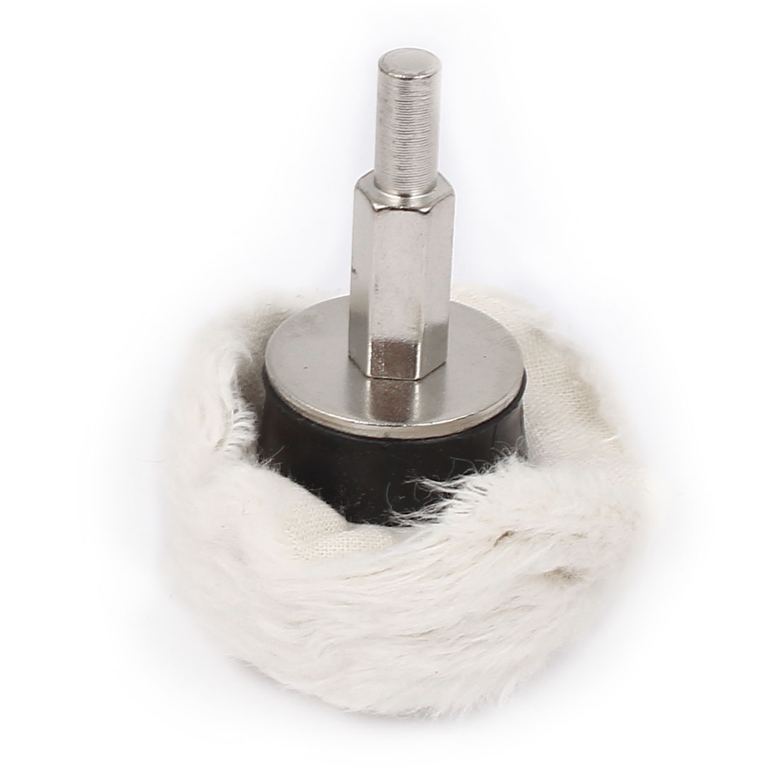 "2"" 50mm Dia Mushroom Shape Polish Buffing Wheel Rotary Tool for Electric Drill"