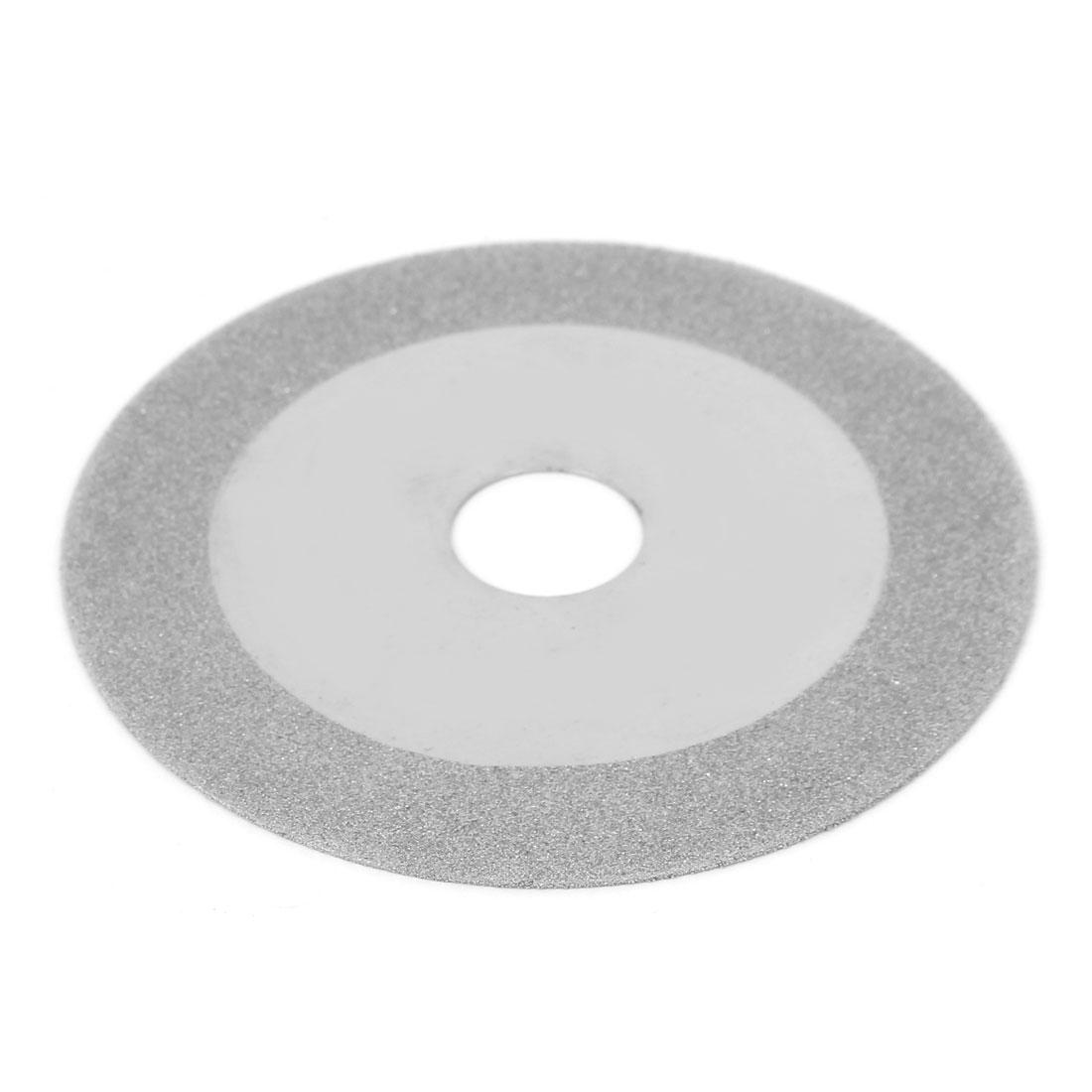 "4"" Dia Diamond Rotary Cutting Wheel Cut Off Cutter Grinding Disc"