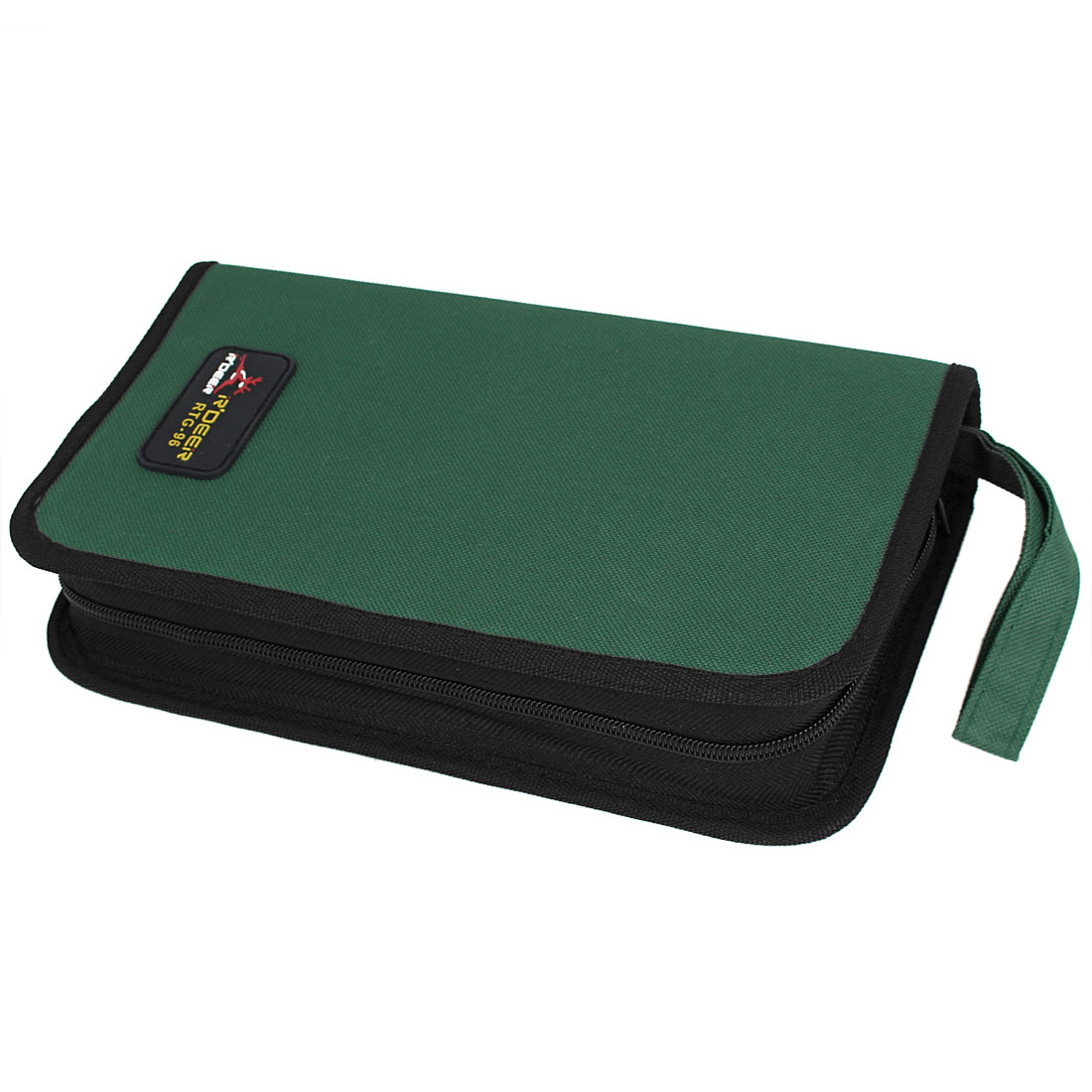Green Nylon Oxford Multi-Functional Tools Bag Hardware Toolkit Storage Case