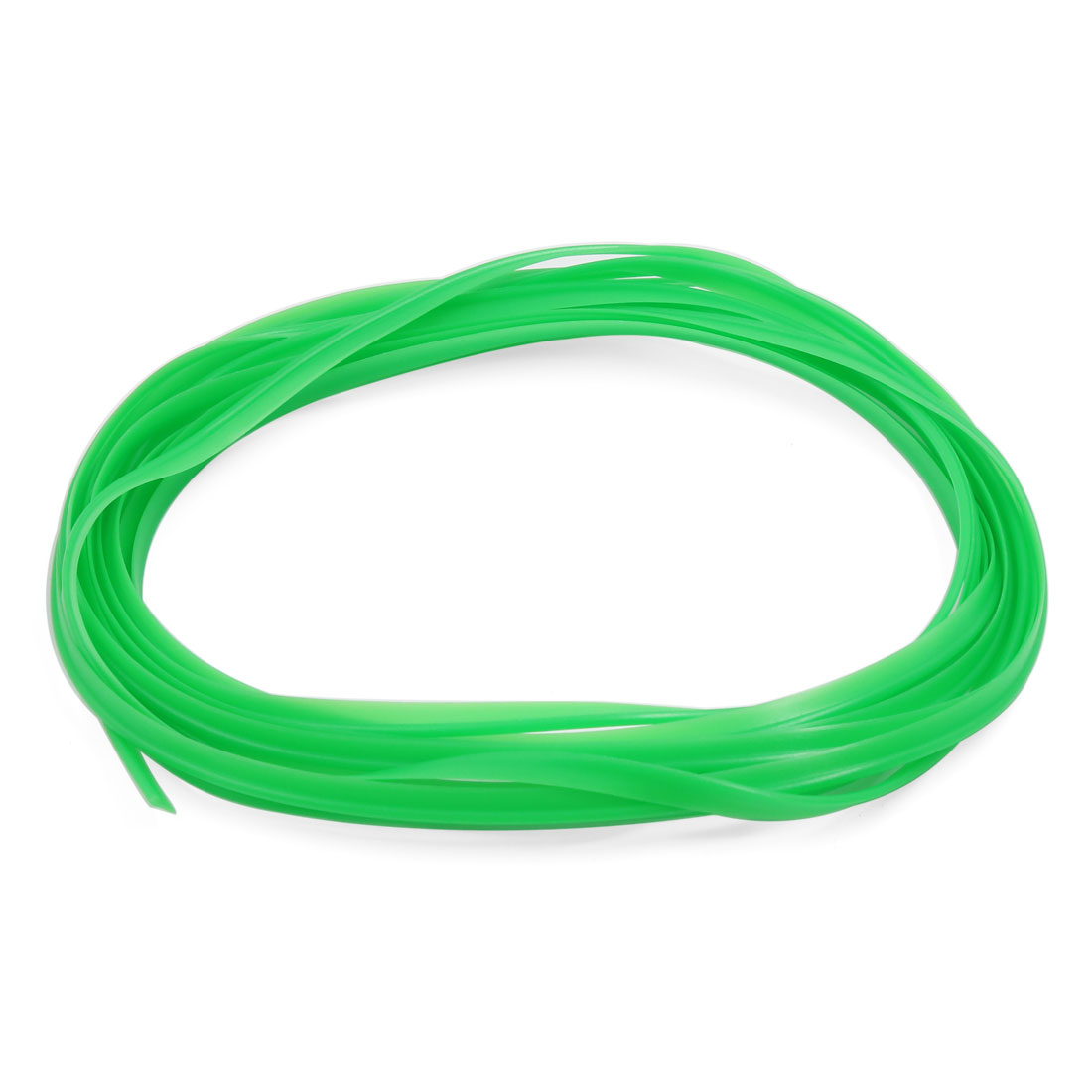 5M Green Flexible Trim for Car Interior Exterrior Moulding Strip Decorative Line