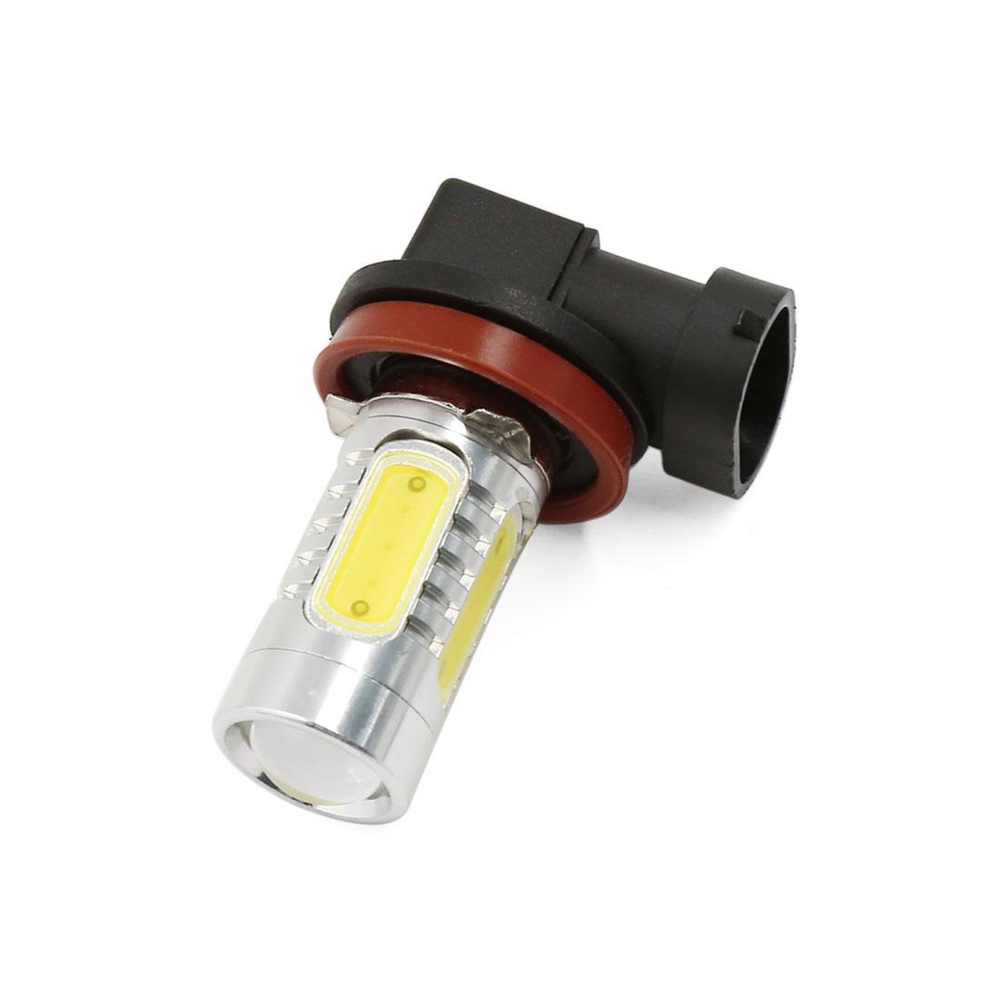 Super Bright White H11 LED for Car Driving Fog Lights Bulb 7.5W internal