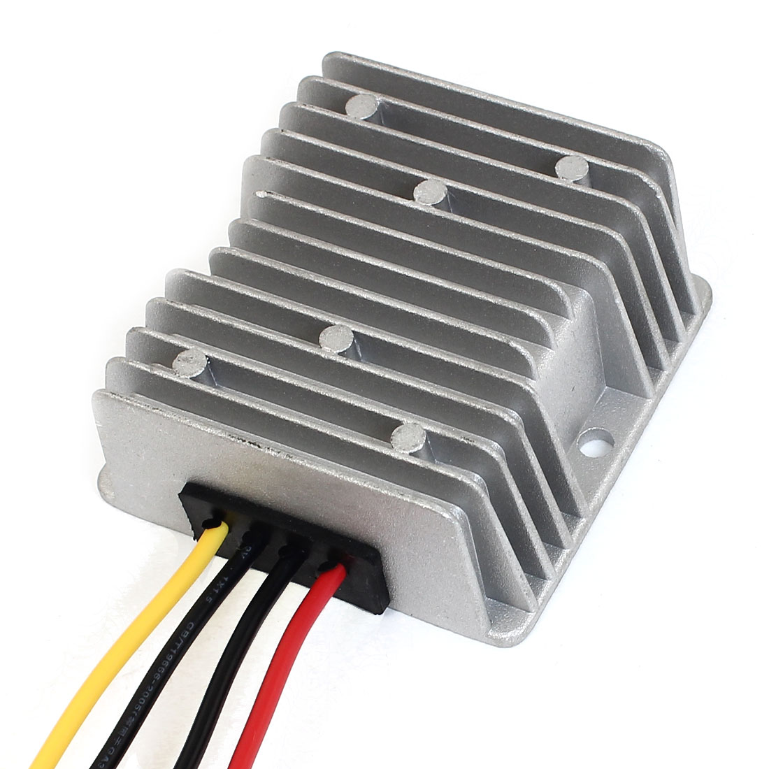 DC 12V(9V~24V) to DC 24V 3A 72W Power Converter Regulator Waterproof Electronic Transformer