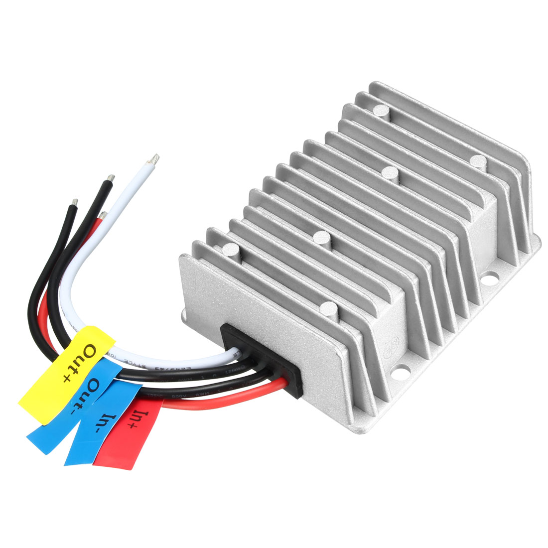 BIG-Size Voltage Buck Converter Regulator DC 24V Step-Down to DC 12V 30A 360W Waterproof Power Transformer