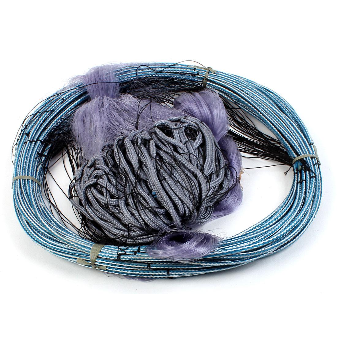 30M Length 1.8M Depth 3.5cm x 3.5cm Mesh Hole Fishing Tool Fish Gill Landing Net
