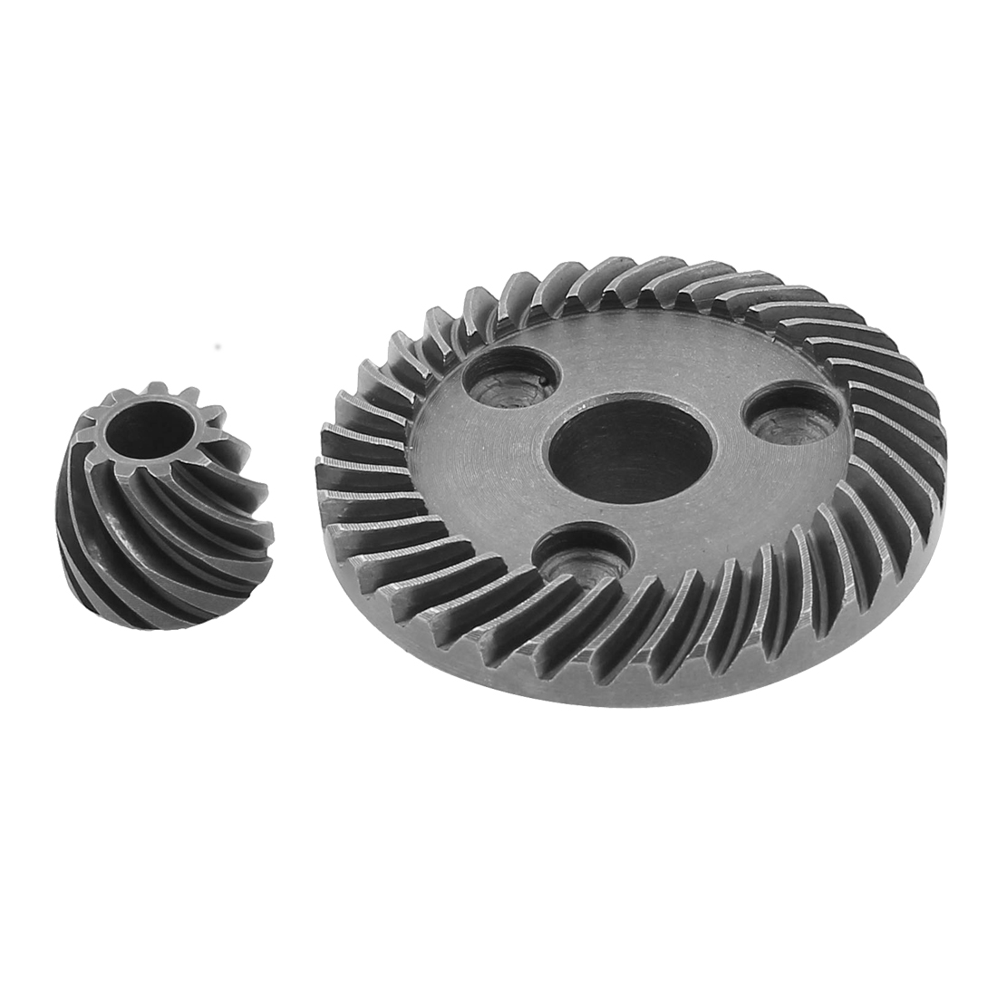 Spare Part Electric Angle Grinder Spiral Bevel Gear Set for Matika 9523