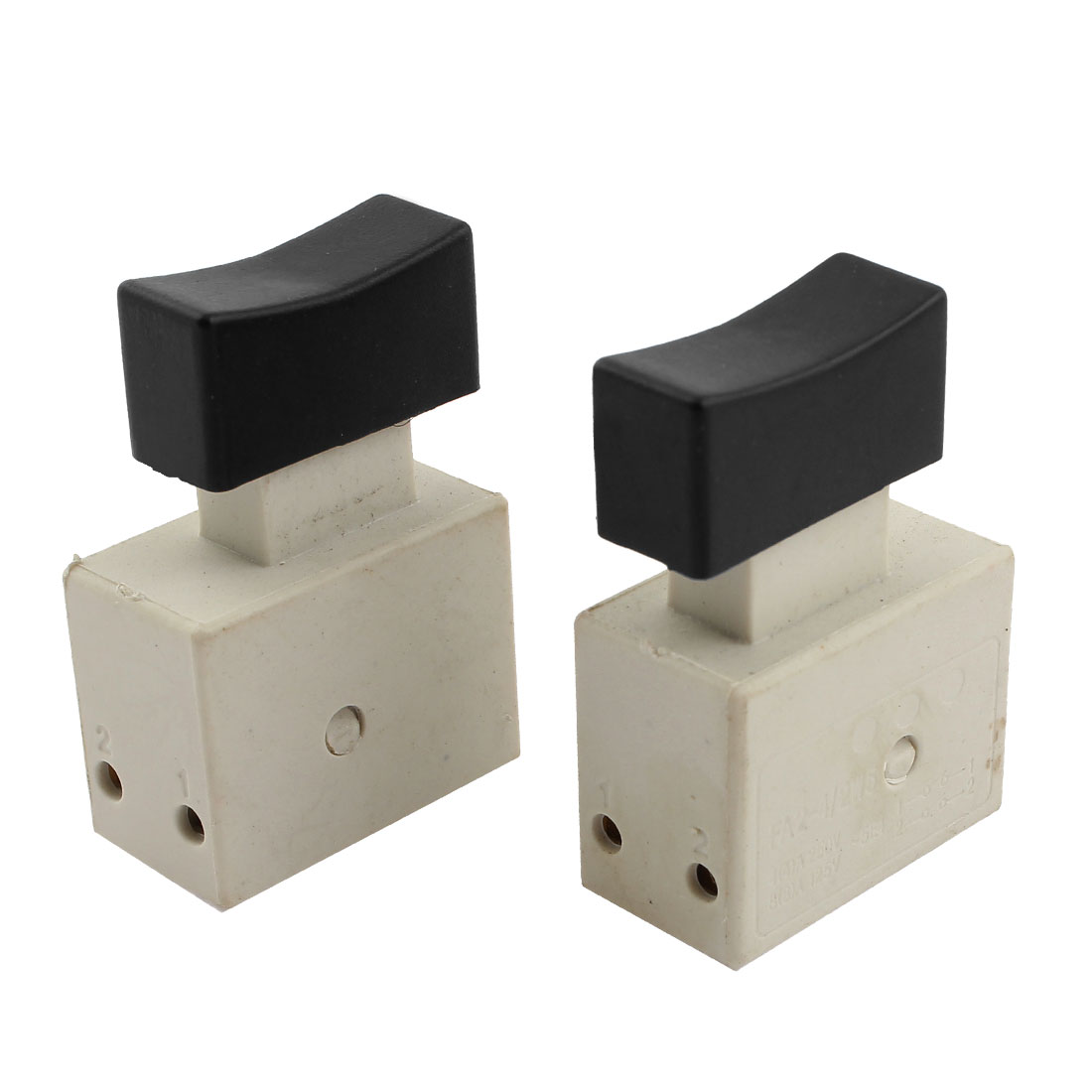 FA2-4/2W5 125V/8A 250V/4A 5E4 DPST Electric Hammer Drill Trigger Switch 2pcs