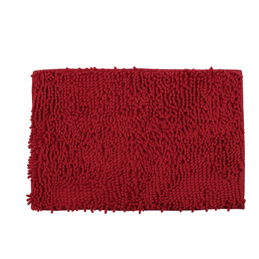 60cm x 40cm Rectangle Dinning Room Bedroom Floor Area Rug Carpet Mat Red