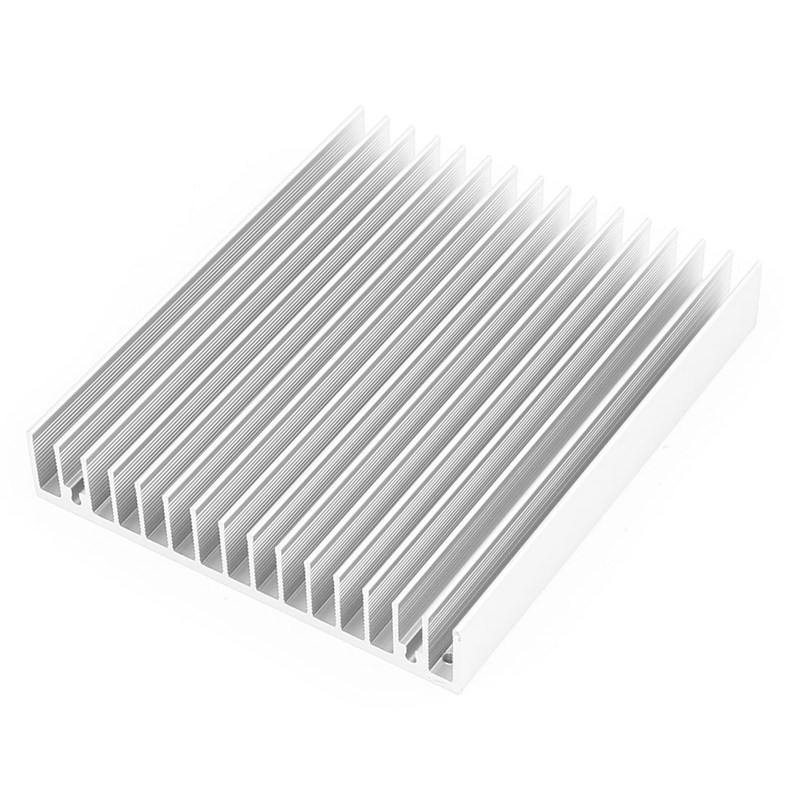 120mm x 100mm x 18mm Aluminium Radiator Cooling Fin Heatsink Heat Sink for PC Motherboard