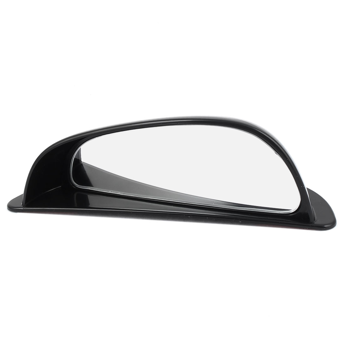 Car Vehicle Plastic Frame Wide Angle Right Side Rear View Blind Spot Mirror