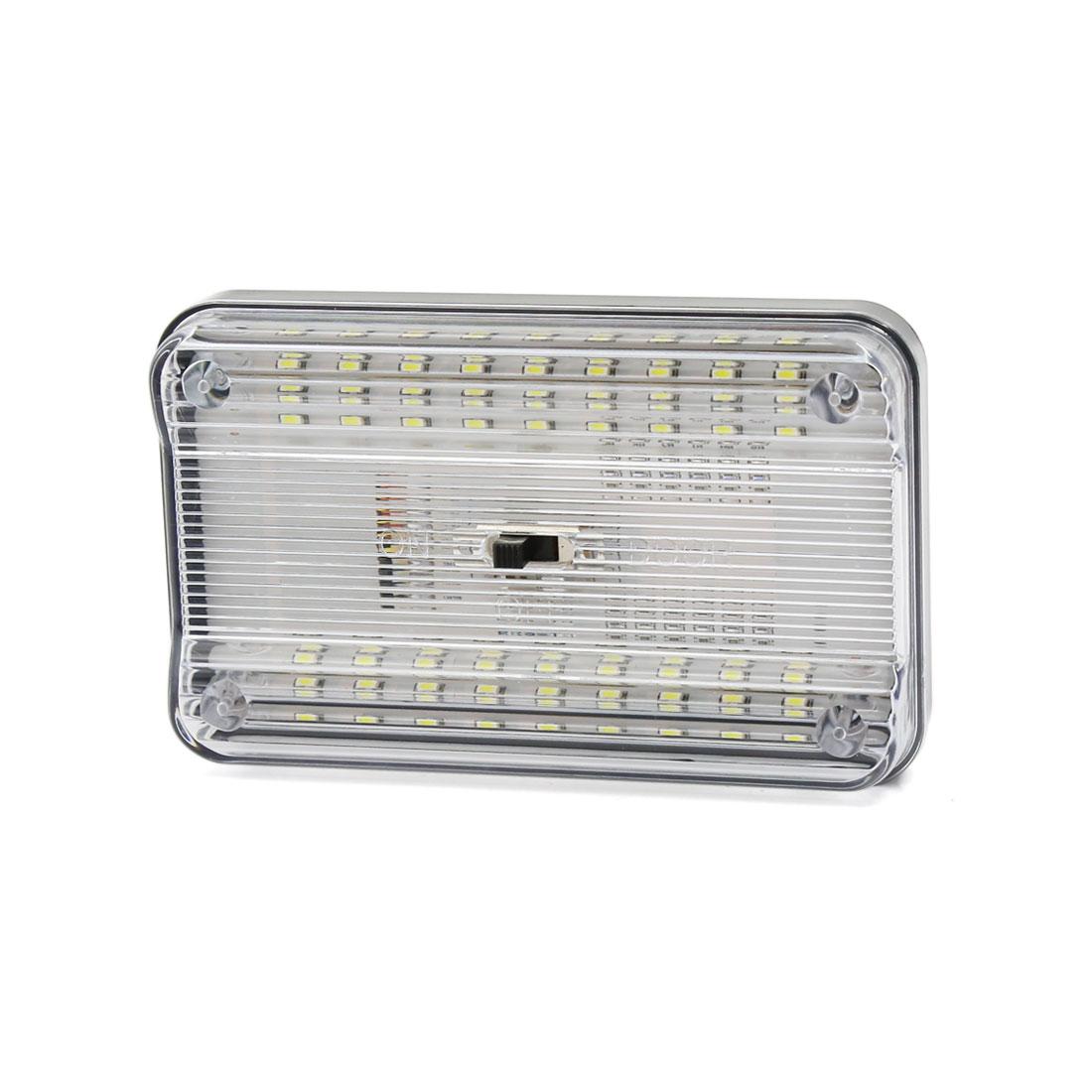 Car Vehicle 36 LED Roof Dome Ceiling Interior Light Lamp Bulb DC 12V White
