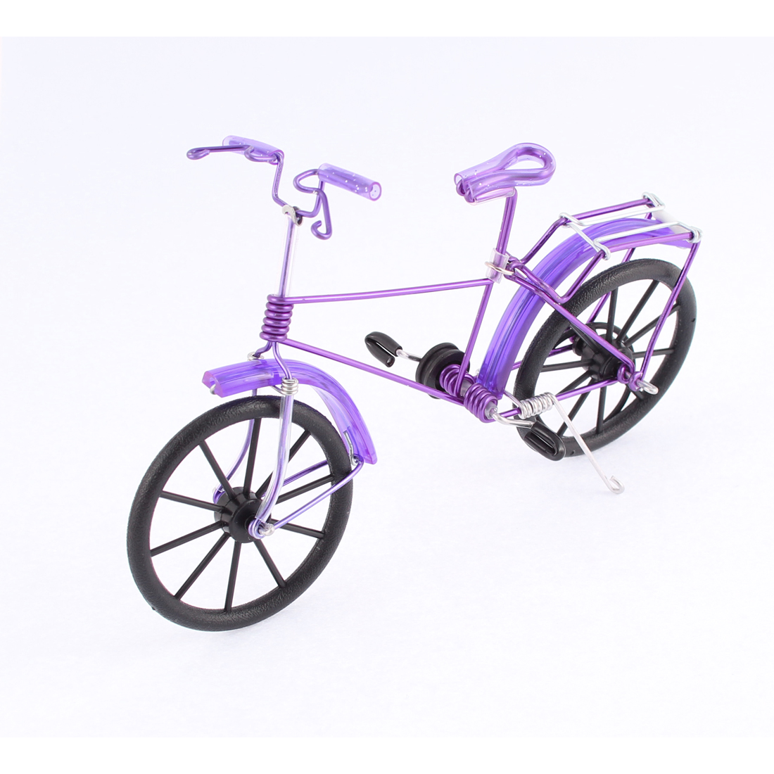 Cycling Collection Racing Bike Model Home Decor Gift Purple