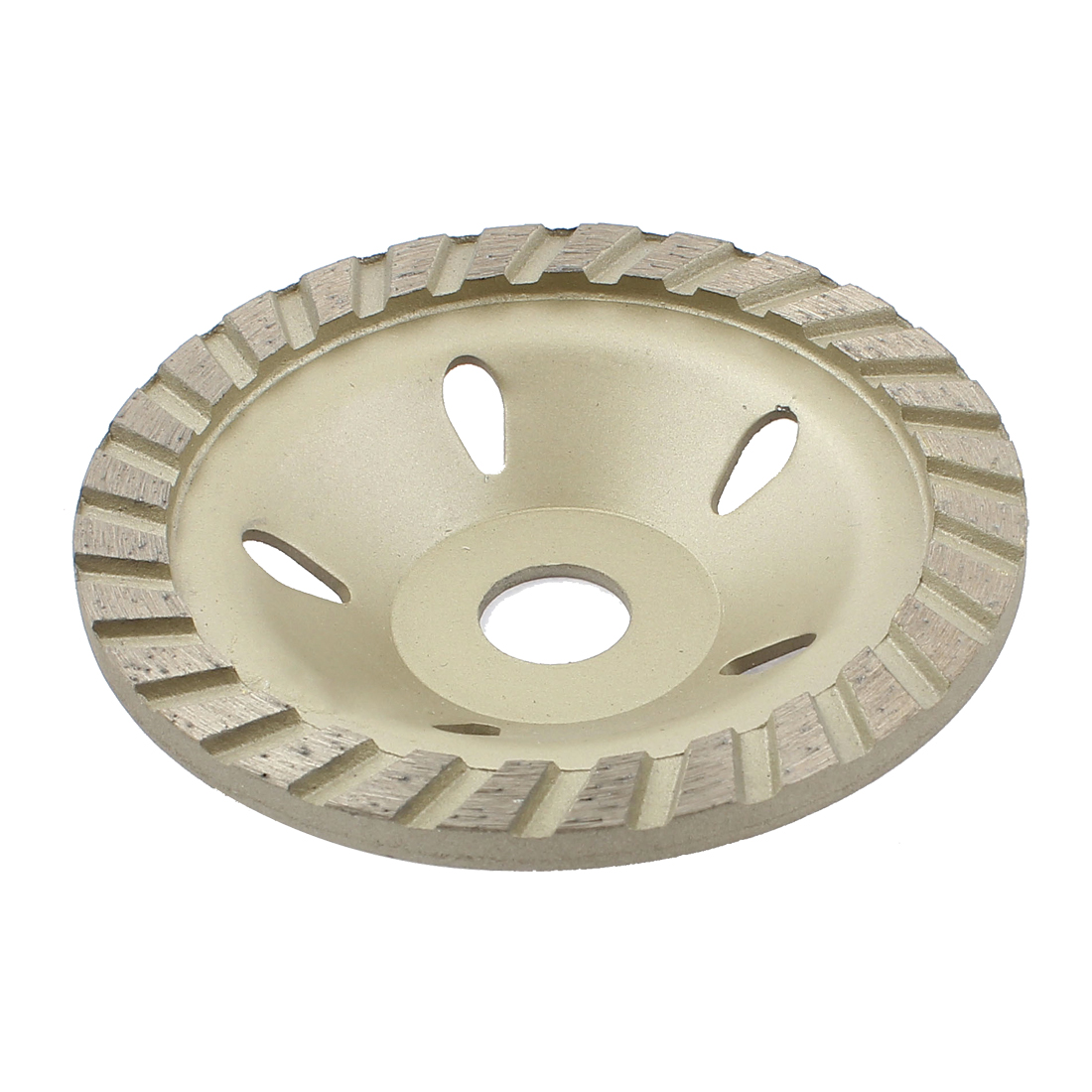 Glass Marble Stone 100mm Diameter 28 Teeth Grinding Cutting Disc Wheel