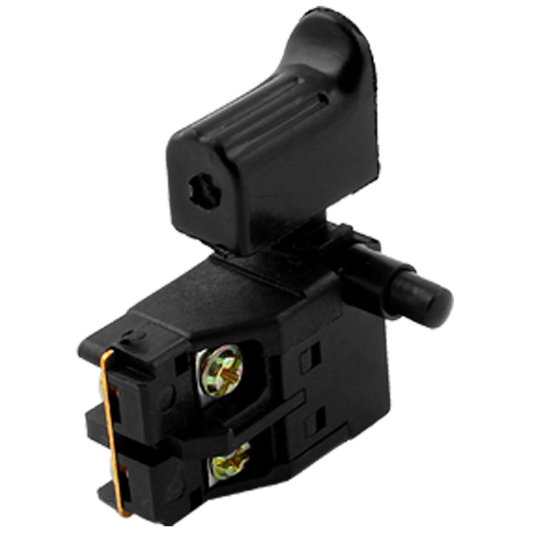 FA2-6/1B 250V 6A 5E4 Power Tool Electric Hand Drill Trigger Switch Black