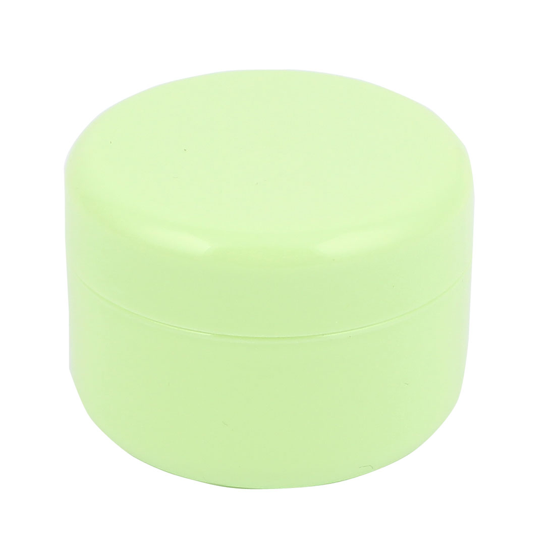 Green Plastic Makeup Cosmetic Empty Jar Pot Face Cream Eyeshadow Moisturizer Bottle Container 100g