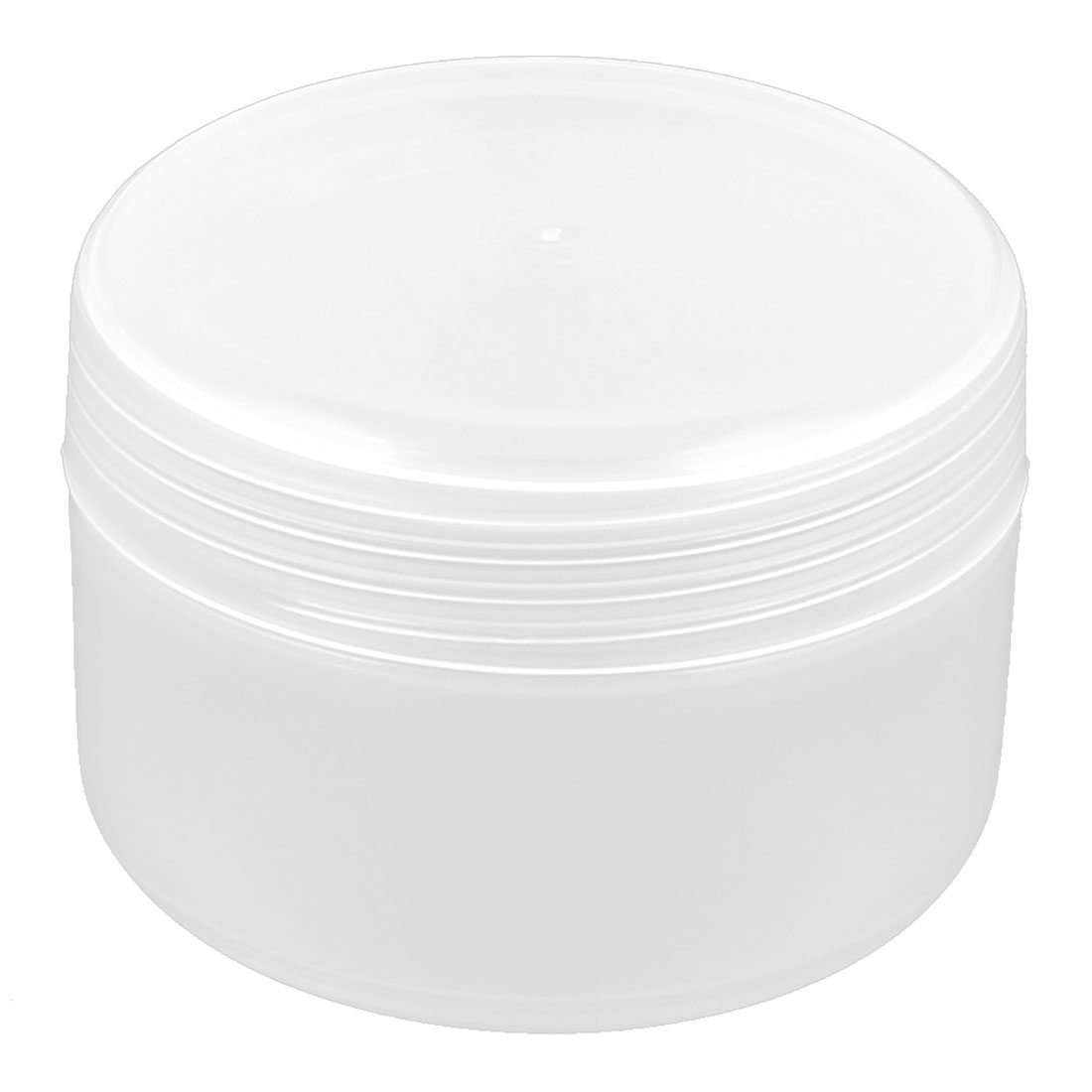 Clear Plastic Makeup Cosmetic Empty Jar Pot Face Cream Skin Lotion Moisturizer Bottle Container 100g