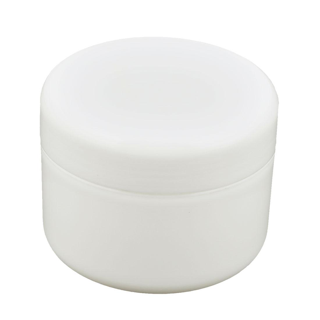 Women Plastic Makeup Cosmetic Empty Jar Pot Face Cream Skin Lotion Moisturizer Bottle Container