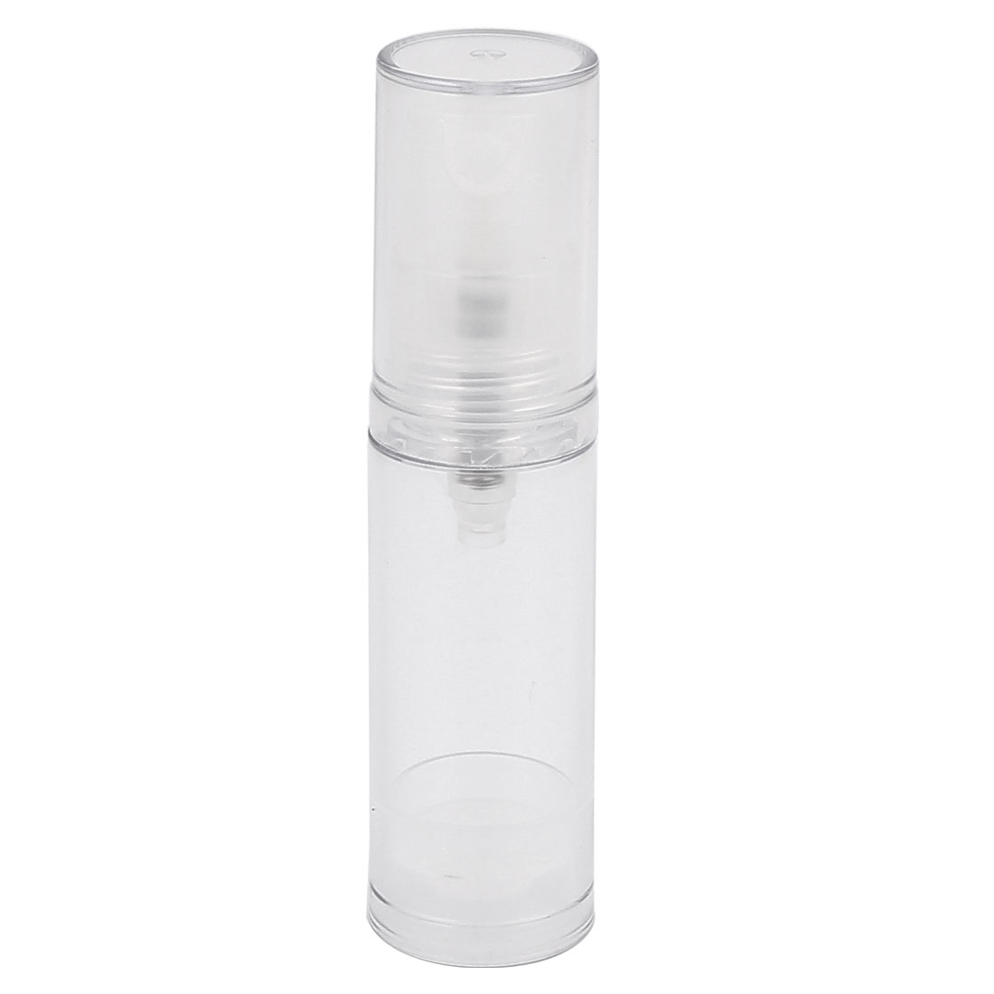 Clear Plastic Skin Cosmetic Water Liquid Spray Bottle Perfume Container Holder 5ml for Lady