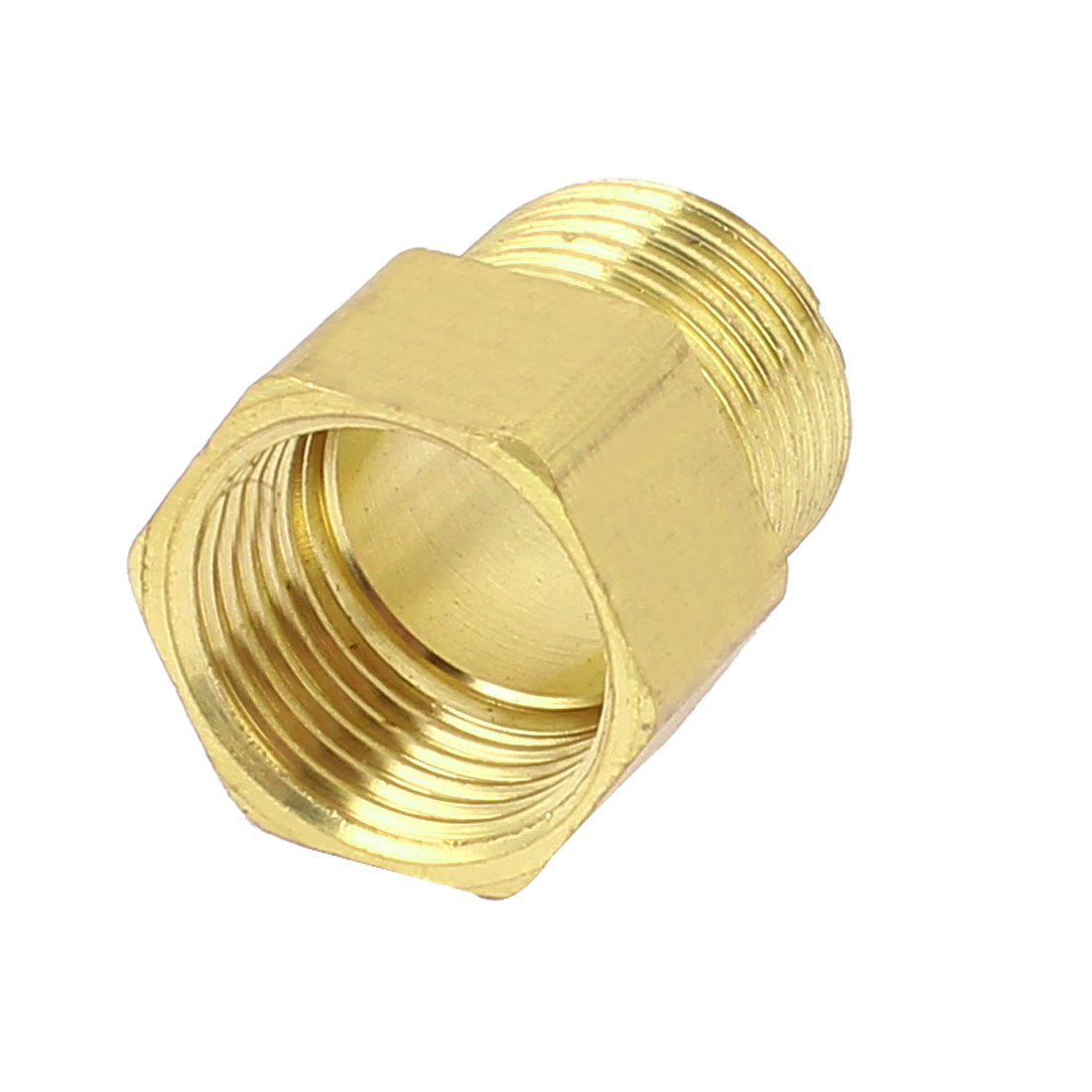 Hydraulic 1/2BSP Male to 1/2BSP Female Brass Hex Head Busing Connector