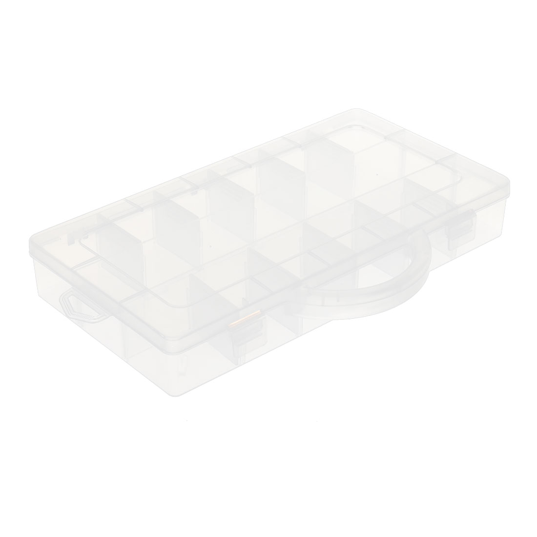 Household Craft Tool Parts Gatget Portable Storage Case Box Divider Organizer