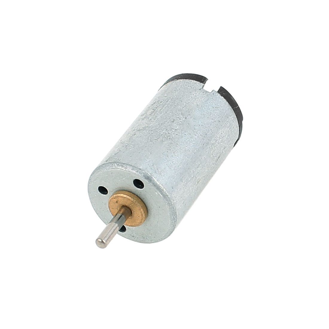 DC 6V-12V 25000RPM Speed 1.5mm Shaft 12mm Dia Cylindrical Electric Micro Motor