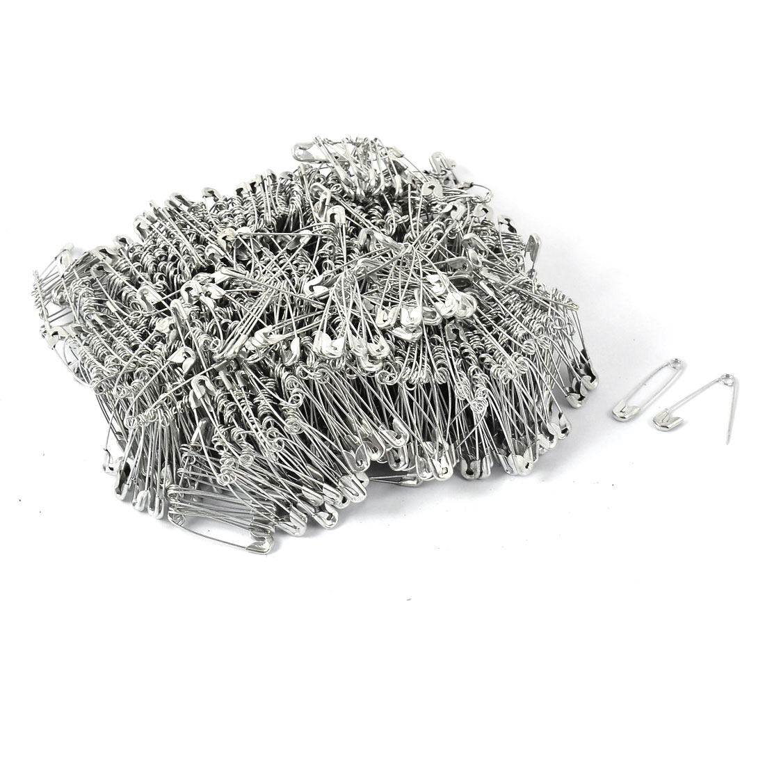 Cloth Trimming Fastening Sewing Dressmaking Craft Work Safety Pins 1000pcs