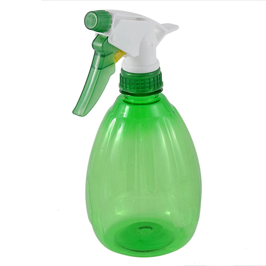 500ml 0.5L Hairdressing Watering Water Trigger Sprayer Spray Bottle Green